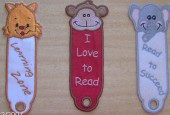 CSS048 - Animal Bookmarks Set 1