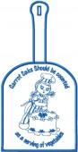 CSS129 - Bluework Chef Towel Toppers