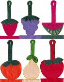 CSS143 - Fruit Towel Toppers