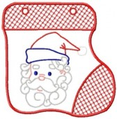 CSS168 - Stocking Gift Bag 1