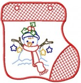 CSS168 - Stocking Gift Bag 3