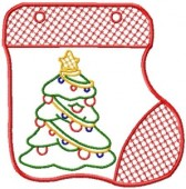 CSS168 - Stocking Gift Bag 5