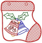 CSS168 - Stocking Gift Bag 7