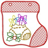 CSS168 - Stocking Gift Bag 9