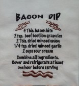 CSS523 - Bacon Dip Recipe