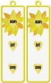 CSS154 - A Mother's Dream FSL Bookmark 7