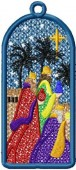 CSS271 - FSL Religious Christmas Bookmarks 6