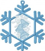 CSS288 - FSL Snowflake Stories with Mylar