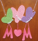 CSS308 - FSL Mother's Day Garland