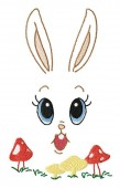 CSS353 - Bunny Expression 08