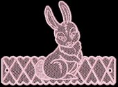 CSS354 - FSL Bunny Easter Egg Holder 1