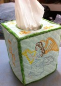 CSS357 - Angel Tissue Box 1