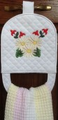 CSS475 - Daisy Towel Topper