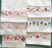 CSS556 - Kitchen Towel Borders