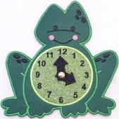CSS577 - Frog Play Clock 01