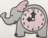 CSS578 - Elephant Play Clock 01