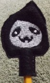 CSS580 - Halloween Pencil Topper 01