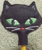 CSS580 - Halloween Pencil Topper 05